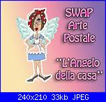 "SWAP Arte Postale ""L'angelo della casa""-images-jpg"