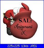 Proposta SAL: una piccola cosuccia a sorpresa per le feste in arrivo (uncinetto)-amigurumi-x-jpg
