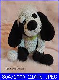 Proposta sal amigurumi un cagnolino by Teri Crews-dscn2697-jpg