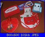 """Foto """"Swap Natale total handmade""""-dscf3029-esmeralda-per-fenice-jpg"""