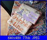 "Foto swap arte postale ""Ricordi d'estate""-p9190036-jpg"