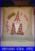 Foto 2° swap natalizio total hand made-addobbo-per-la-casa-jpg