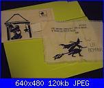 """Foto Swap Arte Postale """" Befana Ricamatrice""""-dscf4325-jpg"""