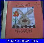 """Foto swap biglietto di auguri """"Buona Pasqua""""-wp_20160328_001-jpg"""
