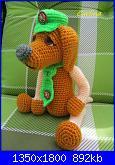 Foto sal amigurumi: un cagnolino by Teri Crews-carlina-4-jpg