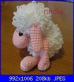 Foto sal impariamo il punto pelliccia - una pecora amigurumi-nadia-2-jpg