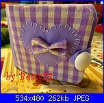 "Foto Sal impariamo a ""Conoscere la nostra macchina da cucire"" i nostri primi cuciti!!-p1050460bis-jpg"