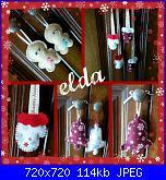 Foto sal Natale in feltro: decori per l'albero-994ba0c78c7a47323e37454703bfe03b-jpg
