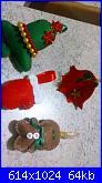 Foto sal Natale in feltro: decori per l'albero-2e9d1eef863d9ea1c00efc5325295d3d-jpg