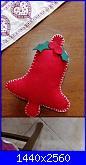Foto sal Natale in feltro: decori per l'albero-natale-jpg