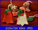 Foto sal Natale in feltro: decori per l'albero-uploadfromtaptalk1479766139814-jpg