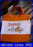 Foto SAL Shopping bag in stoffa-sal-shopping-bag-jpg