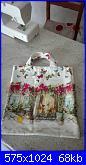 Foto SAL Shopping bag in stoffa-009-jpg