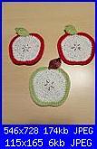 """Foto SAL uncinetto """"Frutta in cucina per mamma""""-paola-1-jpg"""