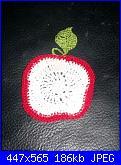 """Foto SAL uncinetto """"Frutta in cucina per mamma""""-clio-1-jpg"""