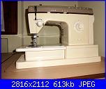"""Foto sal impariamo """"Conoscere la macchina per cucire ... il ritorno""""-cimg1053-jpg"""