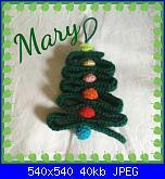 Foto SAL aspettando il Natale - prima parte - albero di Natale-mari-jpg