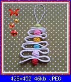 Foto SAL aspettando il Natale - prima parte - albero di Natale-sharon-jpg