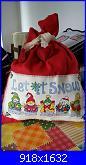 Foto Sal aspettando il Natale 2a parte - Cucito creativo - I sacchi dono-nancy61-jpg