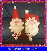 Foto Sal Aspettando Natale Feltro - Babbi Natale-mari-jpg