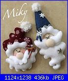 Foto Sal Aspettando Natale Feltro - Babbi Natale-miky-jpg