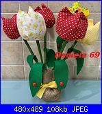 """Foto sal """"un fiore per te: Il tulipano""""-img_6812-jpg"""