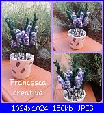 Foto sal un fiore per te: Lavanda e rosmarino-32f6ba33a58445a4145d300b83d93283-jpg