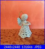 Foto sal natalizio creiamo insieme l'angelo a uncinetto-rox-1-jpg