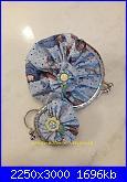 Foto Sal Impariamo a cucire un portachiavi o porta monete yo-yo-20210517_173611-jpg