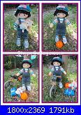 Votazioni Contest vestiamo una bambola-bambino-con-il-cane-2-jpg