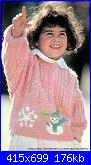 * Maglioncino bimbo 8 mesi con disegno natalizio *-s-jpg