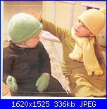 cerco schema per muffole bambino-guantini-jpg