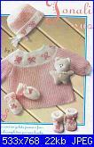 scarpette e cappellino neonato-scarpine-rosa1-jpg