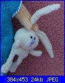 coniglietto amigurumi ai ferri  - 10 cm-aaa-jpg