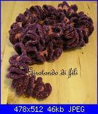 Schema sciarpa-sciarpa-spirale-bicolore-jpg