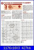 Schemi jacquard natalizi da libri e riviste vari-p-3-jpg