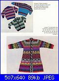 Punti/tecniche: bicolori-jacquard-intarsio-entrelac-ricamo su maglia-1084292271046-jpg