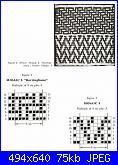 Punti/tecniche: bicolori-jacquard-intarsio-entrelac-ricamo su maglia-1100619823500-jpg