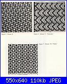 Punti/tecniche: bicolori-jacquard-intarsio-entrelac-ricamo su maglia-1100620006468-jpg