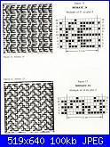 Punti/tecniche: bicolori-jacquard-intarsio-entrelac-ricamo su maglia-1100620099125-jpg