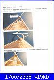Tecniche di realizzazione:Come fare:calze, guanti,muffole,maglioni Aran-scannedimage-2-jpg
