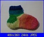 Impariamo a fare le calze coi 5 ferri-calzino-jpg
