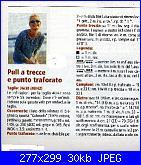 modelli ancora attuali  burda tendenze 4/2001-maglione-1-jpg