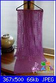 Cappelli-cuffie-sciarpe-scaldacolli-borse-guanti- accessori-sciarpa-lilla-ferri1-jpg
