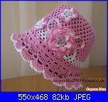 Cappelli,cuffiette,sciarpe.muffole,borse portatutto per bimbi da 0 a 12 anni-1852340_51213-550x500-jpg