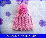 Cappelli,cuffiette,sciarpe.muffole,borse portatutto per bimbi da 0 a 12 anni-image-jpg