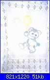I lavori a maglia di AnnaEmme-copertina-ferri-orsetto2-jpg