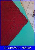 I lavori di coira-scialle-rosso-scuro-perticolare-jpg