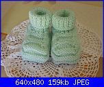Le mie prime scarpine da beb� Zaffira-cimg0469-jpg