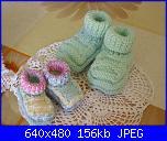 Le mie prime scarpine da beb� Zaffira-cimg0472-jpg